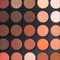 Essential eyeshadow palette in burnt copper Produced By SHOWPO