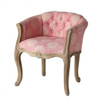 Wake Up Frankie - Louis XIV Hand Carved Chair : Teen Bedding, Pink Bedding, Dorm Bedding, Teen Comforters