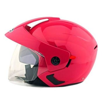 Motorcycle Motor Bike Scooter Safety Helmet