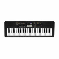 Walmart: Casio CTK-2400 61-Key Premium Portable Keyboard Package with Samson HP30 Headphones, Stand and Power Supply