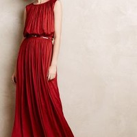 Caya Maxi Dress by Nomad by Morgan Carper Light Red