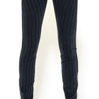 Womens - Jeans - Hi Wire-grand Illusion Hand Roller Print Stretch Twill