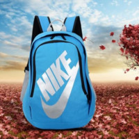NIKE Casual Sport Laptop Bag Shoulder School Bag Backpack 6 color