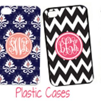 Monogrammed Cell Phone Case | iPhone 4/4S | Custom |Marley Lilly