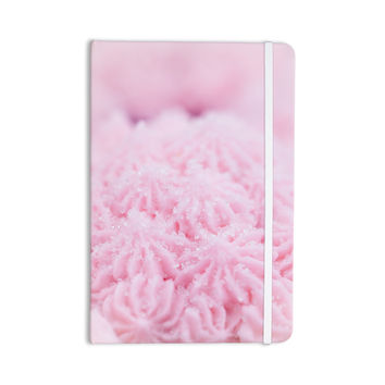 "Debbra Obertanec ""Cupcake Pink"" Sparkle Everything Notebook"