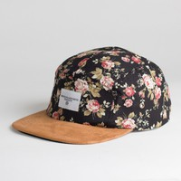 The Portland Rose Five Panel Hat