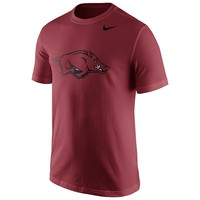 Nike Arkansas Razorbacks Logo Tee