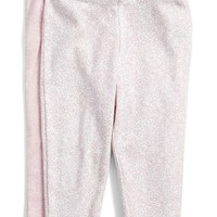 Infant Girl's Nordstrom Baby Cotton Leggings ,