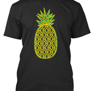 Men's Juicy Hawaiian Pineapple Tee Shirt