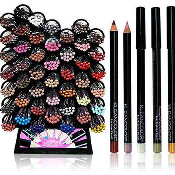 Lip + Eye Liner Pencils Case Pack 540