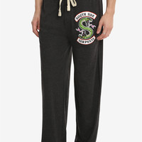 Riverdale Southside Serpents Guys Pajama Pants