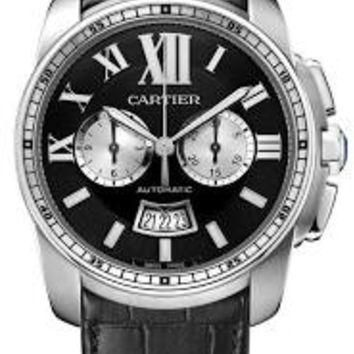 Cartier Chronograph Automatic Watch W7100060