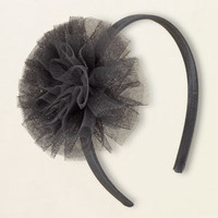 girl - mesh flower headband | Children's Clothing | Kids Clothes | The Children's Place