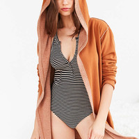 Out From Under Cuddle Up Kingston Open Cardigan - Urban Outfitters