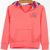 Girls - BKE Lace Applique Sweatshirt