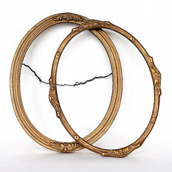 Best Oval Wood Frame Products on Wanelo