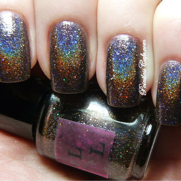 Laters, Baby Holographic Full Size Nail Lacquer : The Good Parts Collection