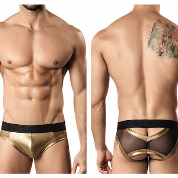 Pikante Sheer Back Superhero Brief