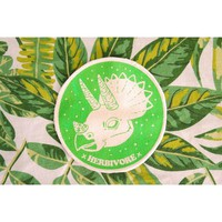 HOME :: Pins & Patches :: PATCHES :: Herbivore Iron On Canvas Patch
