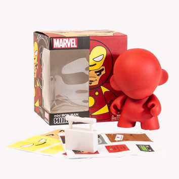"Marvel Ironman 4"" DIY Mini MUNNY"