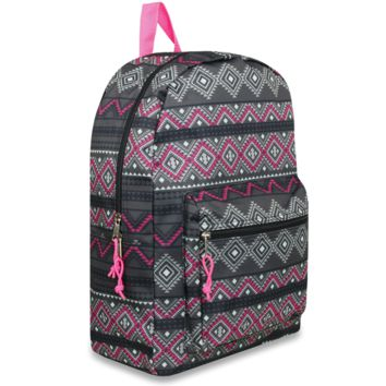 Schools In Backpack Aztec Cutie