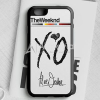 The Weeknd Xo Till Overdose iPhone 6/6S Case | armeyla.com