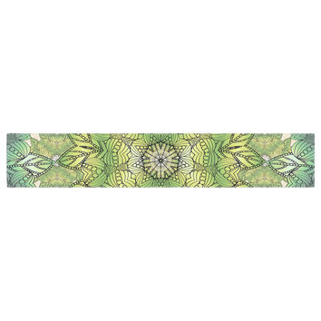 "Art Love Passion ""Celtic Mandala"" Table Runner"