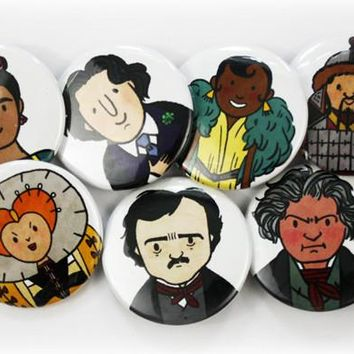 Wee The People Button Pack