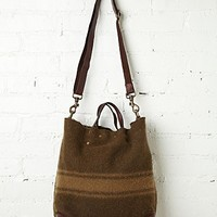 Free People Varsity Stripe Tote
