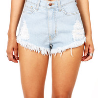 Off Shore High Waist Shorts | Trendy Shorts at Pink Ice
