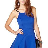 Nasty Gal Over Oceans Dress
