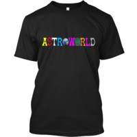 Funny Astroworlds  Hip-hop Fans Custom Ultra Cotton