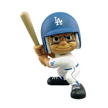 Lil Teammates Series Los Angeles Dodgers Batter Figurine (Edition 1)