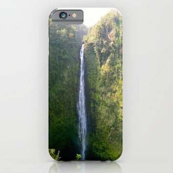 Akaka Falls iPhone & iPod Case by Kelli Schneider