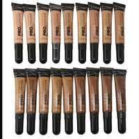 18 PC L.A. Girl Pro Conceal High Definition Concealer Professional Set