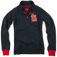 St. Louis Cardinals Women's Tart Track Jacket by Red Jacket - MLB.com Shop