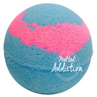 Cotton Candy  Luxury Bath Bomb