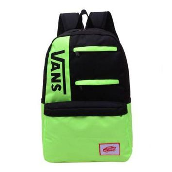 ESBUF3 Vans Trending Fashion Sport Laptop Bag Shoulder School Bag Backpack G-A30-XBSJ