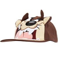 Looney Tunes - Taz Head Adjustable Cap
