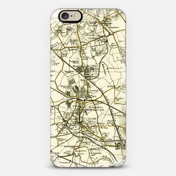 VINTAGE WORLD iPhone 6 case by austeja platukyte | Casetify