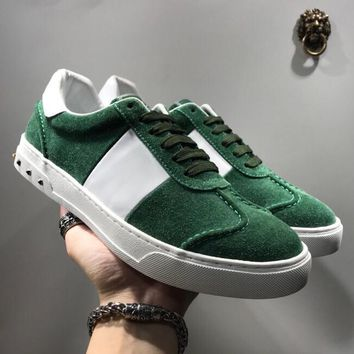 Valentino Fashion Casual Sneakers Sport Shoes-4
