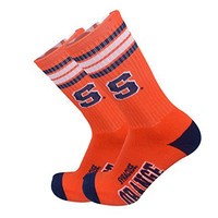 NCAA Syracuse Orange Baseball Socks