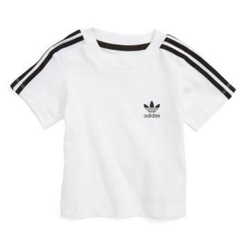 adidas Originals Stripe T-Shirt (Baby) | Nordstrom