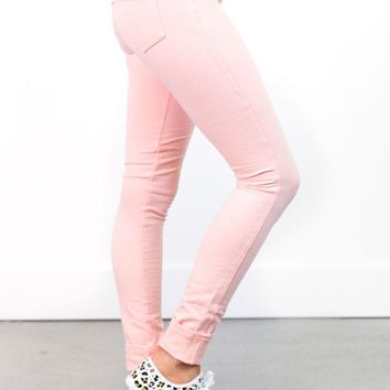 Lynn 5-Pocket Stretch Leggings