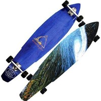 Kahuna Creations Hydro Complete Longboard (44-Inch)