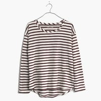 Setlist Pullover Top in Stripe