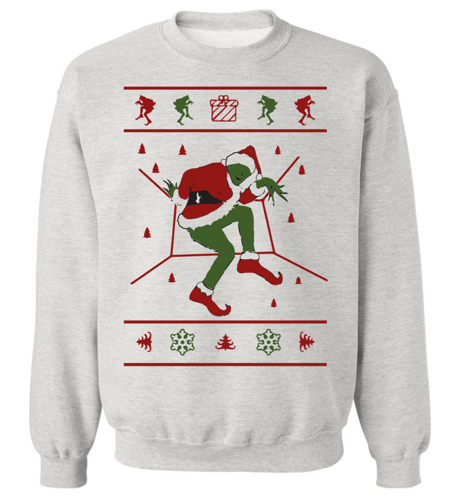 grinch hotline bling ugly christmas from united tees