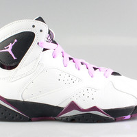 Air Jordan Big Kid's 7 VII Retro GS Fuchsia Glow
