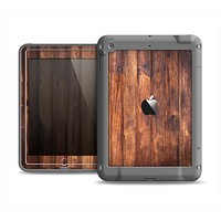 The Bright Stained Wooden Planks Apple iPad Mini LifeProof Fre Case Skin Set
