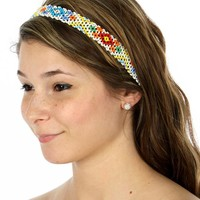 Beaded Stretch Headbands